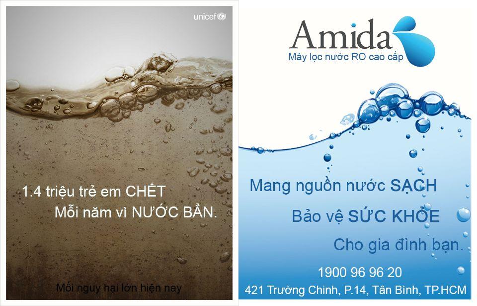 Ảnh hưởng của nước nhiễm mặn trong cuộc sống